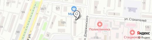 Костинский отдел полиции на карте Королёва