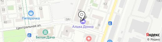 Alva Donna на карте Котельников