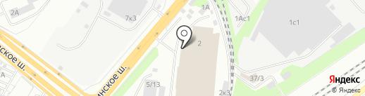 Бенто Клуб на карте Котельников