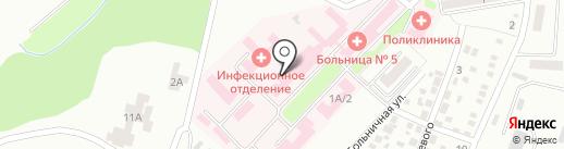 БЕМБИ, комиссионный магазин детских товаров на карте Макеевки