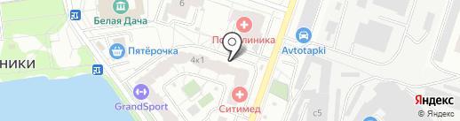Мар-Нел на карте Котельников