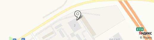 ТрейлерСервис на карте Растуново