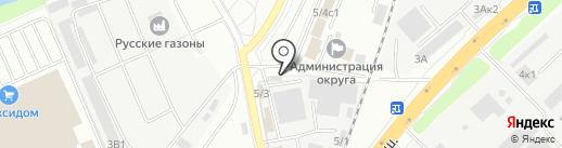URBAN на карте Котельников