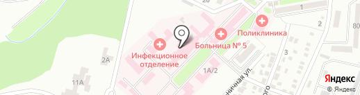 Укрпромресурсы на карте Макеевки