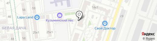 Солид Рем Строй на карте Котельников