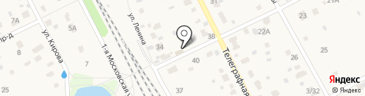 Сам на карте Домодедово