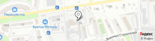 Из стекла на карте Королёва