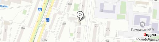 Аксиома на карте Королёва