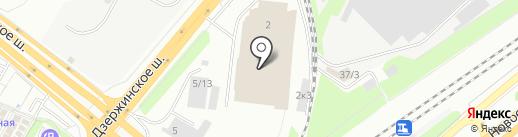 HELPCAR на карте Котельников
