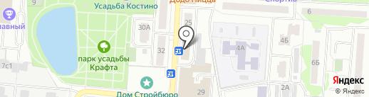 Королёвский городской информационный центр на карте Королёва