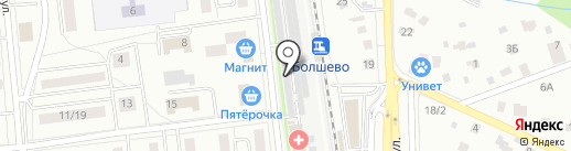 Жигули на карте Королёва