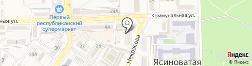 Детский мир, магазин на карте Ясиноватой