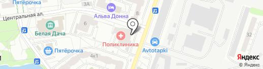 Ати Арта на карте Котельников