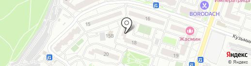 АВК-ВЕЛЛКОМ на карте Котельников