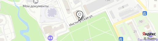 ВПКЛХ на карте Пушкино
