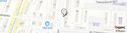 НикОтин на карте Королёва