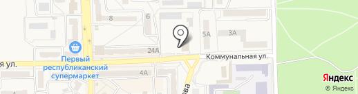 Ин-Тайм на карте Ясиноватой