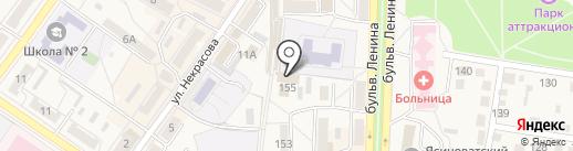 Ералаш на карте Ясиноватой