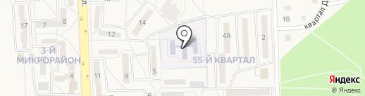 Детский сад №10 на карте Ясиноватой