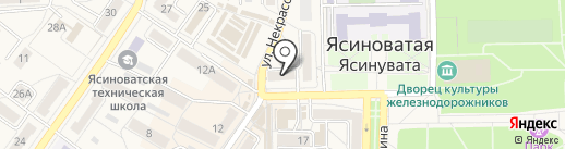 Don Pay на карте Ясиноватой