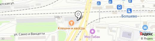 VIP на карте Королёва