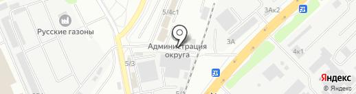 Гермес-Торг на карте Котельников