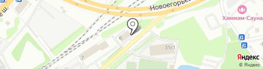 Страховой и Технический Сервис на карте Котельников