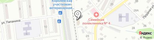 Ретро на карте Королёва