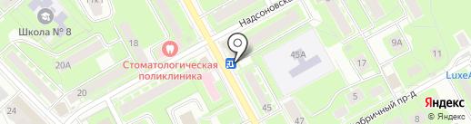 Европресс на карте Пушкино