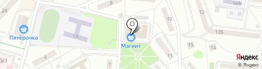 ТракКом на карте Дзержинского