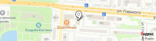 Вега на карте Королёва