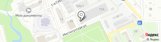 СОБИКС на карте Пушкино