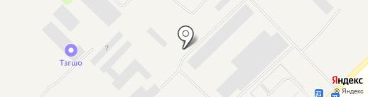 Металл Тек на карте Шатска