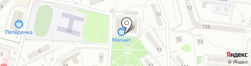 СезонМебели на карте Дзержинского