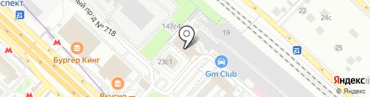 Релакса на карте Люберец