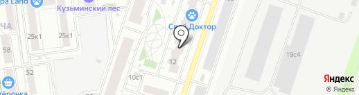 QIWI Post на карте Котельников