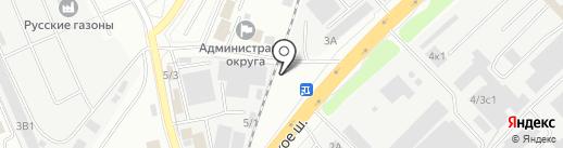 Страховая компания на карте Котельников