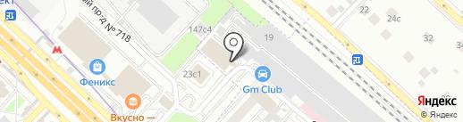 Lorem Auto на карте Люберец