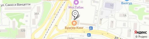 Пекарня на карте Королёва