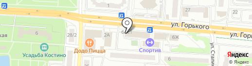 Магазин инструментов на карте Королёва