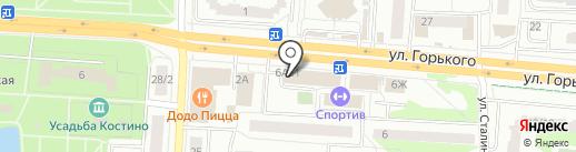Магазин фильтров для воды на карте Королёва