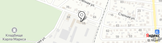 Микротор, торговая компания на карте Макеевки