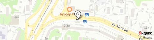 Киоск по продаже мороженого на карте Королёва