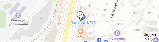 ЗаОдно на карте Королёва