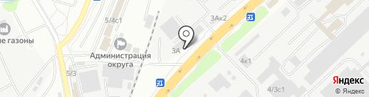 СтальСитиСервис на карте Котельников