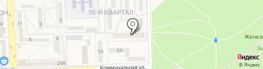 Любимый на карте Ясиноватой