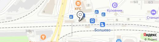 МТС на карте Королёва
