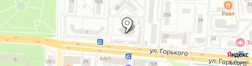 Левша на карте Королёва