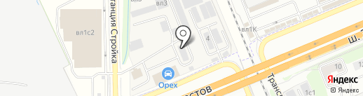 Авто-Тема на карте Балашихи