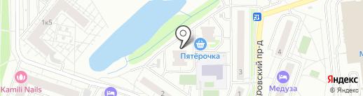 Qiwi на карте Котельников